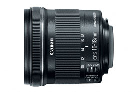 EF-S 10-18 mm f/4.5-5.6 IS STM | Ultra Gran Angular view 1