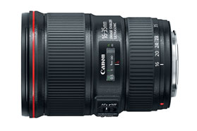 EF 16-35mm f/4L IS USM Reacondicionado