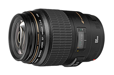 EF100MM 2.8 MACRO USM Reacondicionado