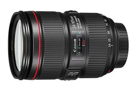 EF 24-105mm f/4L IS USM | Estándar Zoom