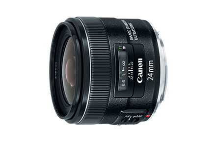 EF 24 mm f/2.8 IS USM | Gran Angular