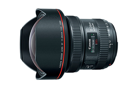 EF 11-24mm f/4L USM | Ultra Gran Angular