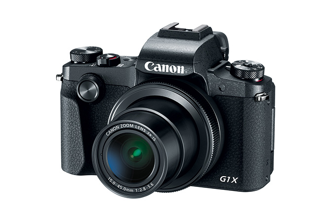 PowerShot G1x Mark III view 1