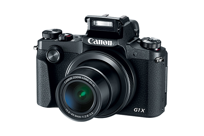 PowerShot G1x Mark III view 2