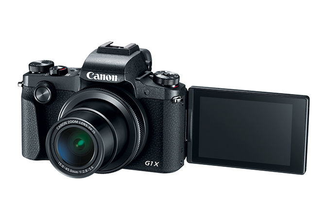 PowerShot G1x Mark III view 3