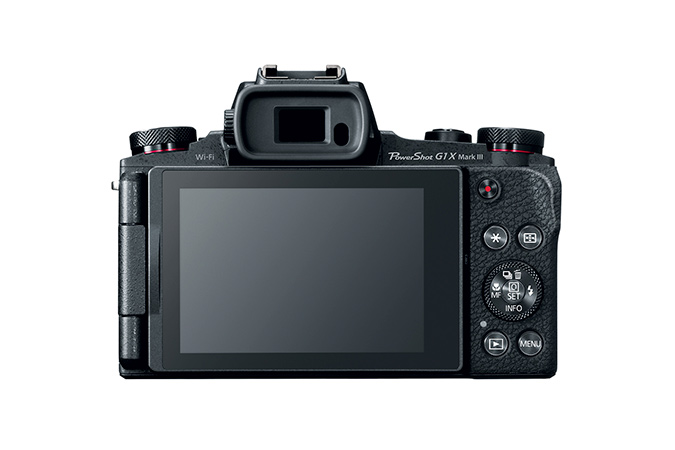 PowerShot G1x Mark III view 4