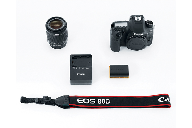 EOS 80D EF-S 18-55 IS STM view 8
