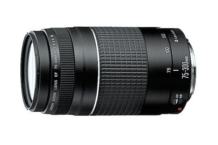 EF 75-300mm f/4.5-6 III  Reacondicionado