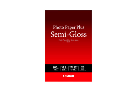 Papel fotográfico Plus Semi-gloss SG-201