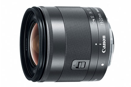 EF-M 11-22mm IS STM | Gran Angular