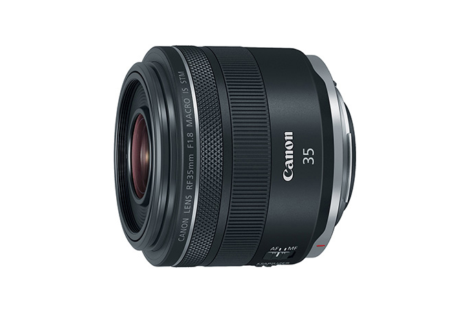RF 35mm f/1.8 IS STM
