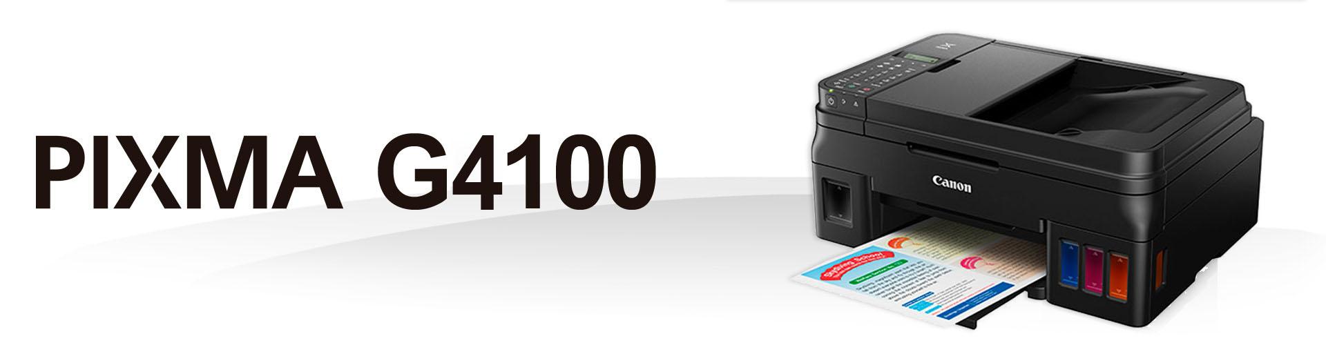 Canon PIXMA G4100